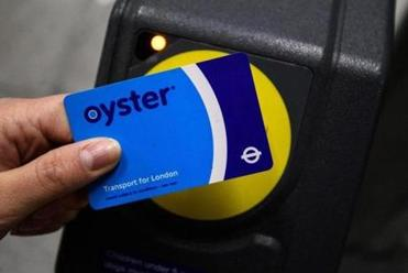 The London public transport system started accepting contactless cards in 2012.